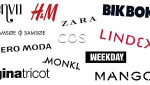 De beste kjedebutikkene
