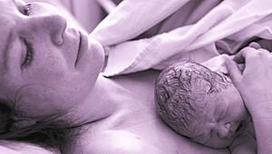 Vanskelig svangerskap - hard fødsel
