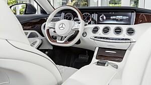 Mercedes' nye luksus-kabriolet