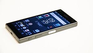 Knalltøff og kompakt mobil