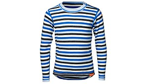 Pierre Robert: Young Collection wool long sleeve top
