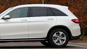 Mercedes treffer midt i jåle-SUV-blinken