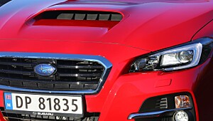 Endelig en morsom Subaru