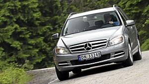Familie-Mercedes til Toyota-pris