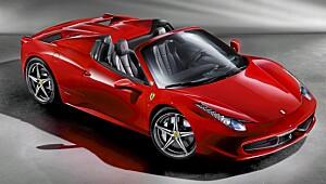 Her er Ferraris nye kabriolet