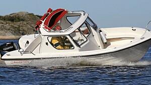 Glimrende småbåt til høstbruk