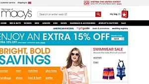 Test av nettbutikken Macys.com