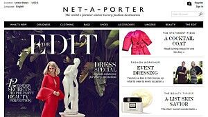 Test av nettbutikken Net-a-Porter.com