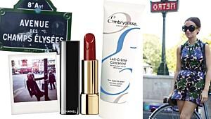 Redaksjonens shoppingfavoritter i Paris