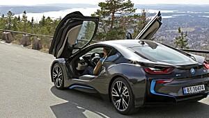 Bilen som varsler om fremtiden