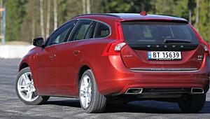 Volvo-hybriden er rask og går billig, men har én stor svakhet