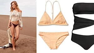 8 trendy bikinier under 300