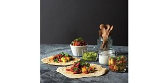 6fc89bbc Lag sunn og hjemmelaget Taco på 25 minutter