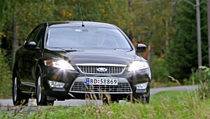 Test: Ford Mondeo Flexifuel 2008