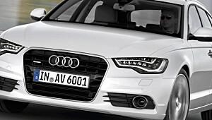 Audi A6 for flest folk