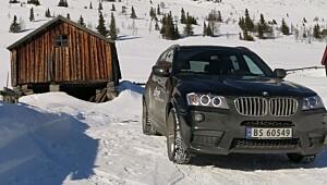 Den beste SUV-en fra BMW