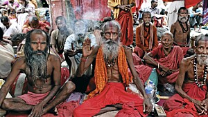 Indias hellige menn