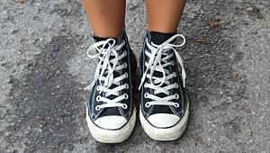 Eksperter advarer mot flate sko