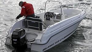 Et solid stykke båt