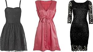 Festfine kjoler til under kr 500