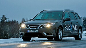Deilig, men dyr Saab 9-3