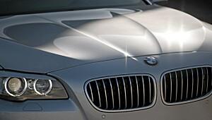 BMW 5-serie er blitt ny