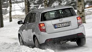 Miljøvennlig små-SUV fra Toyota
