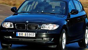 BMW-en du bør styre unna
