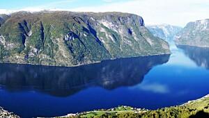 Kjenner du Norges fjell og fjorder?