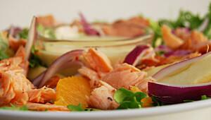 Salaten du vil elske