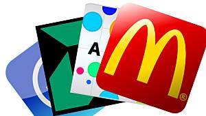 Greier du alle 25 logoene?