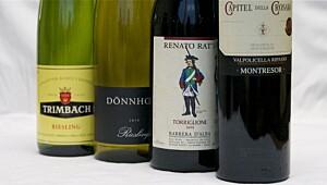 Vin til ribbe og pinnekjøtt