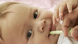 Vaksine også for de minste barna