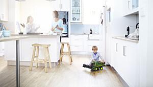 Skal du legge gulvbelegg på kjøkkenet?