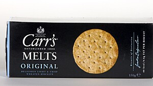 Carr's Melts Original