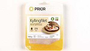 Prior Kyllingfilet Naturell