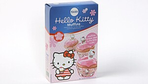 Küchle Hello Kitty Muffins