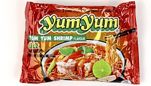Yum Yum Tom yum Shrimp flavour