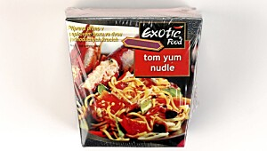 Exotic Food Tom Yum Nudle