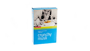 First Price Crunchy müsli