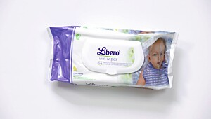 Trygt produkt: Libero wet wipes